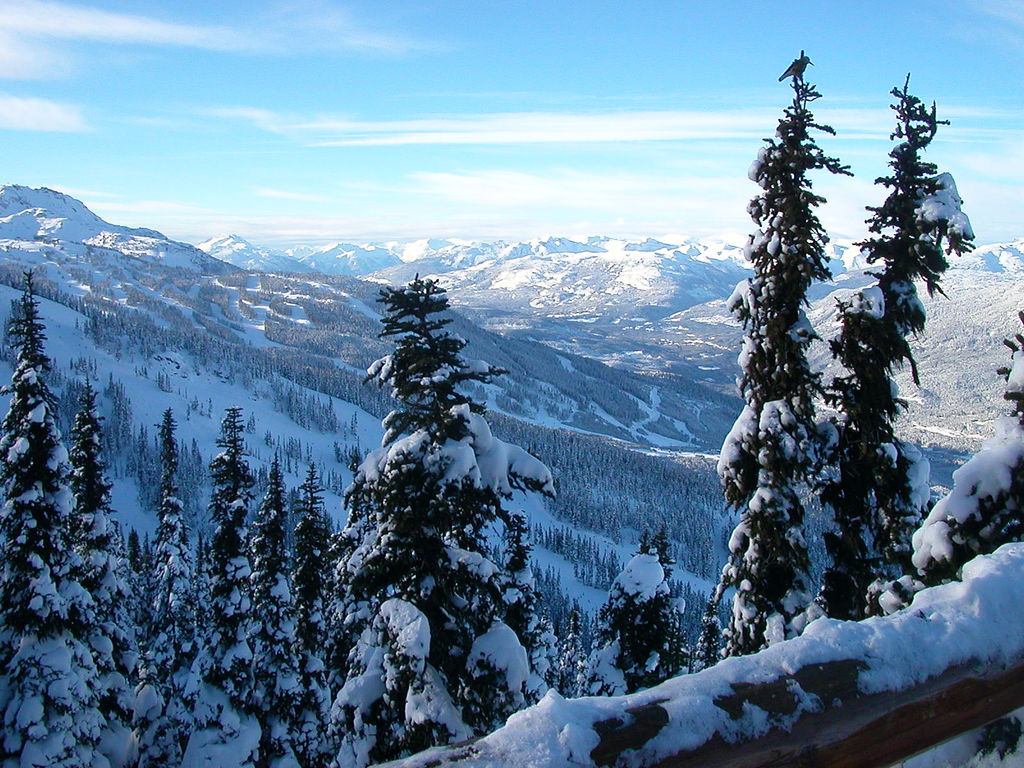With tonnes of snow for winter sports and other alternative activities, there's plenty of Whistler Mountain fun for families this year ... photo by CC user globalreset on Flickr