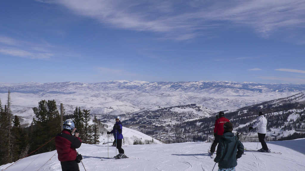 Wondering where to ski in Park City? Deer Valley is a good choice ... photo by CC user mikereid on Flickr