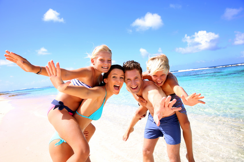 When is it time for a family vacation? How about now?
