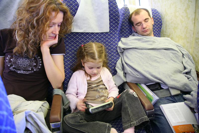 Wondering How to Travel Safe with Children?