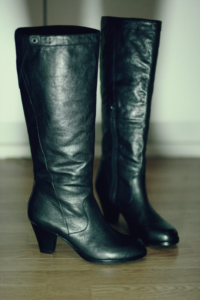 Calf high boots are some of the amazing fall fashions in 2016