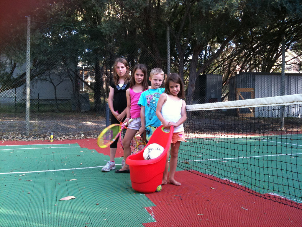 Want to know How Tennis Can Benefit Your Kids? Find out in this post.