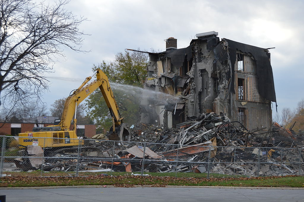 There are many Things You Must Do Pre-Building Demolition