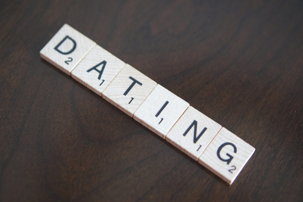 Getting back out in the dating world